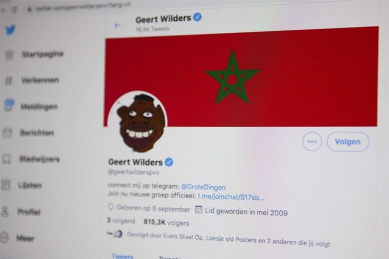 'Hackers konden privéberichten van Geert Wilders inkijken'