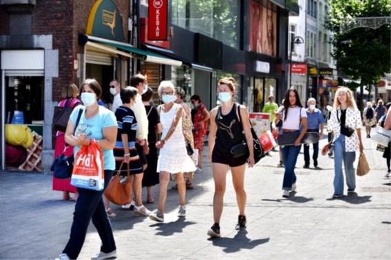 Bijna 200 mondmaskerhaters komen samen in 'achtertuin' van minister De Crem