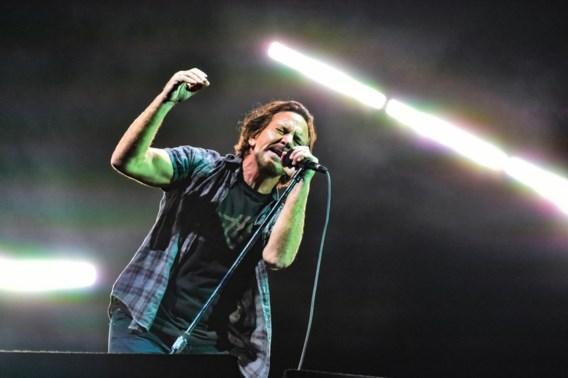 Pearl Jam komt naar Werchter (in 2021)