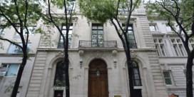 Huizen van Epstein staan voor 110 miljoen dollar te koop