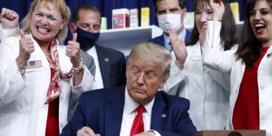 Trump treedt op tegen 'astronomisch' dure medicijnen