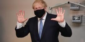 "Boris Johnson: '""anti-vaxxers""<I></I>zijn gestoord'"