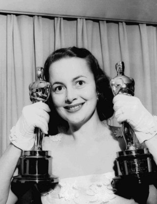 Olivia de Havilland, ster van <I>Gone with the Wind</I>, overleden