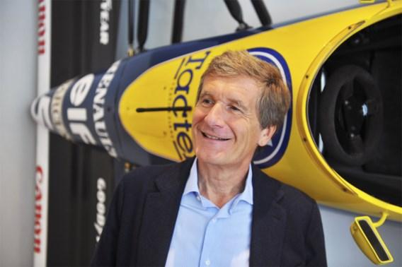 Thierry Boutsen (63) neemt deel aan Tour Auto