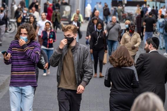Stad Antwerpen verplicht mondmasker bij je te hebben