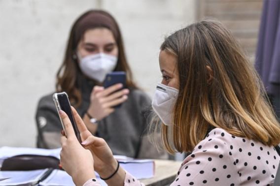 Belgisch bedrijf Devside mag corona-app bouwen