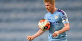 De Bruyne evenaart assistrecord Henry