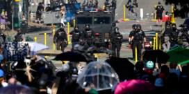 Portland-protesten slaan over naar Seattle