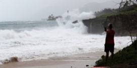 Orkaan Douglas bedreigt Hawaï