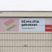 Klanten-supporters bieden mee op Hema