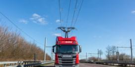 Elektrische snelwegen voor groener transport