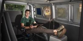 Bijna achttien en klaar voor een leven als digital nomad