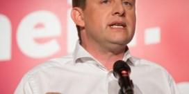 Ex-voorzitter John Crombez (SP.A) zegt politiek vaarwel
