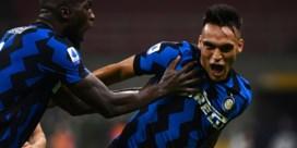 Inter klopt Napoli (zonder Dries Mertens): ploegmaat verprutst briljante pass van Romelu Lukaku