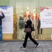 Modewinkels hebben veertig procent minder verkocht dan vorig jaar