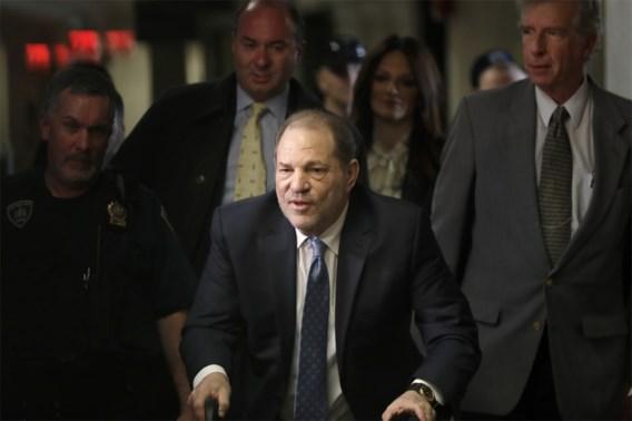 Rechter weigert 'nepschikking' Weinstein