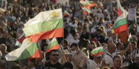 Al drie weken protesten tegen regering in Bulgarije