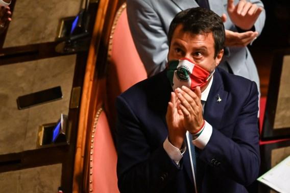 Italiaanse Senaat heft opnieuw onschendbaarheid Matteo Salvini op