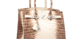 Nog maar eens astronomisch bedrag neergeteld voor tweedehands handtas van Hermès