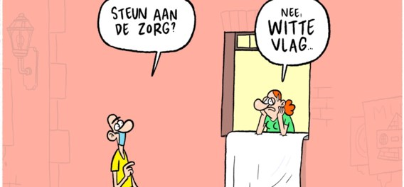 Cartoon van de dag - juli 2020