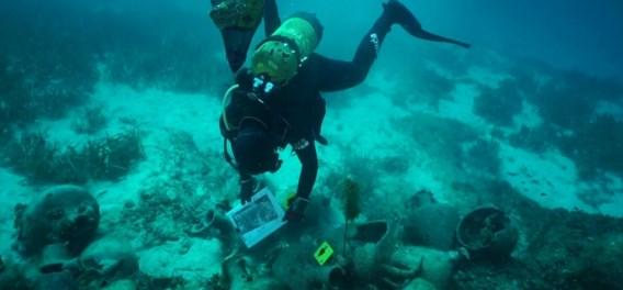 'Acropolis van de scheepswrakken' open voor duikers
