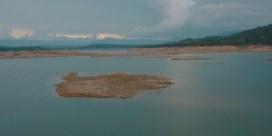 Filipijns dorp verschijnt opnieuw na 50 jaar onder water
