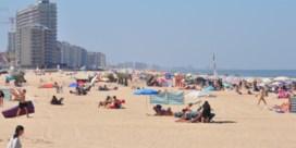Volle stranden op drukste dag van de zomer
