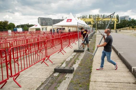 Golazo bouwt Antwerps testdorp, eind deze week eerste tests