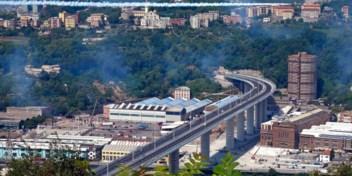 Genua opent nieuwe brug, maar wonden nog niet geheeld