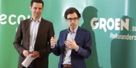 Groenen passen niet in kaartenhuisje N-VA en PS