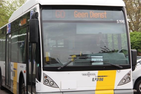 Twee meisjes lastiggevallen aan bushalte