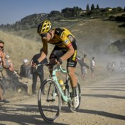 Zege Van Aert in Strade Bianche is triomf van de veerkracht
