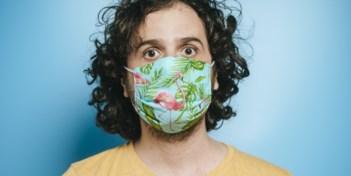 Mondmaskers tijdens een hittegolf: waar moet u op letten?
