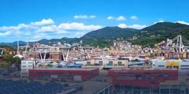 Knappe timelapse toont bouw nieuwe brug in Genua