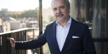Blikvanger: Luikse miljonair François Fornieri houdt Standard boven water
