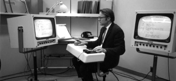 De man die de eerste computermuis bouwde