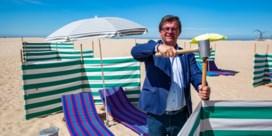 Dit weekend plaatsje op strand in Oostende? Reserveren vanaf woensdag