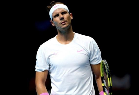 Titelhouder Rafael Nadal doet niet mee aan US Open