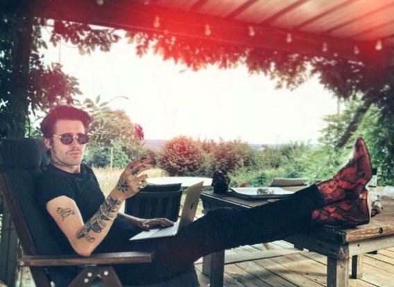 De stijlgeheimen van Tom Eerebout: 'Marlon Brando is mijn stijlicoon, zijn portret staat op mijn linkerarm'