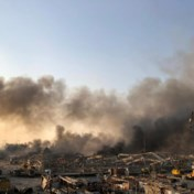 Grote explosie in Libanese hoofdstad Beiroet: 'Minstens tien doden en tientallen gewonden'