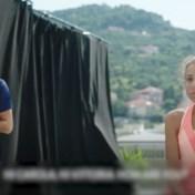 Federer verrast Italiaanse buurmeisjes die viraal gingen tijdens lockdown