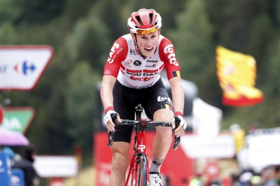 Lotto Soudal laat nummer acht van de Vuelta helper worden van Chris Froome bij Israel Start-Up Nation