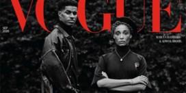 Topvoetballer haalt cover Vogue door strijd tegen kinderarmoede