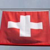 Zwitserse kantons Wallis en Vaud dan toch groen ingekleurd