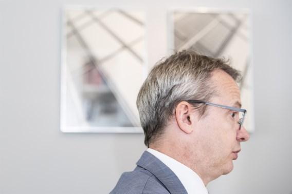 Rector Luc Sels over zaak-Reuzegom: 'Voor KU Leuven is kous nog niet af'