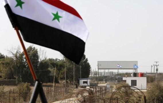 Israël voert luchtaanvallen uit op Syrische doelwitten