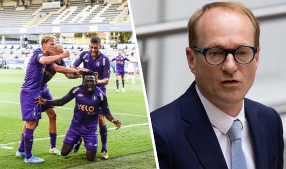 Minister Weyts laat voetbal in Antwerpen toch toe: 'Je kunt niet alles verbieden wat leuk is'