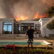 Bosbrand in buurt van Marseille: campings geëvacueerd