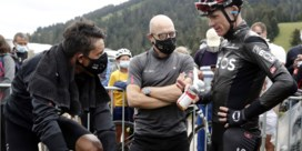 Supertrio's van Ineos en Jumbo-Visma kruisen de degens in Ronde van de Ain, Serge Pauwels moet forfait geven