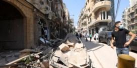 Zoektocht naar overlevenden ramp Beiroet gaat door